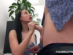 NICOLE LOVE FUCKED AT THE OFFICE