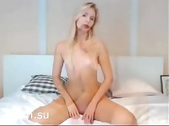 Beauty blonde shows say no to body - xcam.su