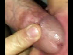 Chubby hubby and sexy homemade wife