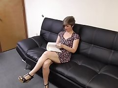 Fucking Husband'_s Boss in His Office