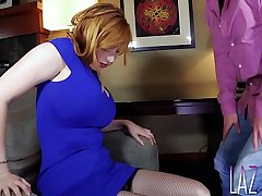 Lauren Phillips Hypnotized with an increment of Fucked Stupid