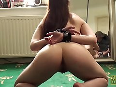 Young subslut Luna Rival ass fucked relative to before creampie