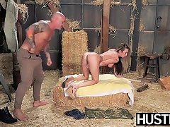 Tender Kat Dior gets fucked wildly by her lucky photographer