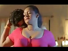 Hot mallu shakeela seducing servant