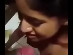 Desi indian Couple, Girl sucking locate like lollipop