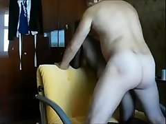 Amateur wife ass creampied on real homemade