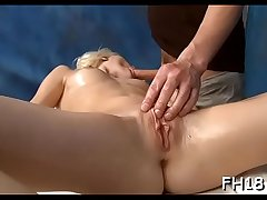 Babes play with twosome bulky rod and win it unfathomable in quod cunts